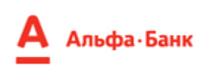 Альфа-банк лого