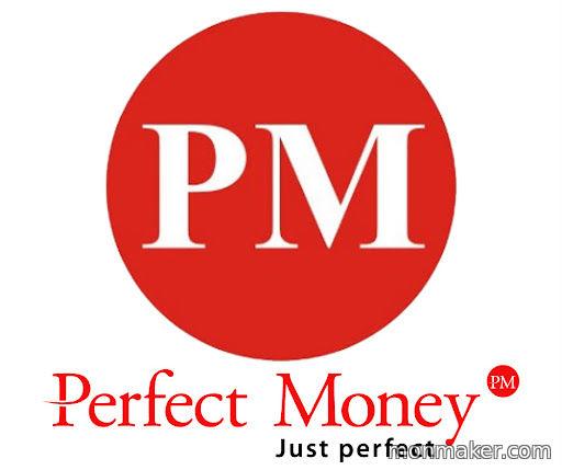 Perfect money. Создать кошелек