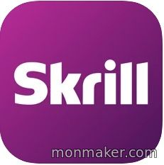 Skrill. Регистрация